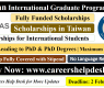 Taiwan International Graduate Program (TIGP) Scholarship 2021 (Fully Funded)