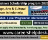 Darmasiswa Scholarship Program 2020- Language, Arts and Cultural Program