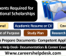 Documentation for International Scholarships | Importance and Preparation