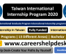 Taiwan International Internship Program (TIGP-IIP) 2020 (Fully Funded)