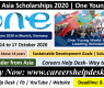 Leading Asia Scholarship 2020 | One Young World