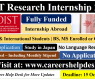 OIST Research Internship 2021 in Japan (Fully Funded)