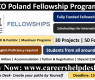 UNESCO Poland Fellowship Program 2020 ( Fully Funded)