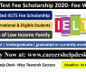 IELTS Test Fee Scholarship 2020 | Fully Funded