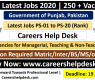 TEVTA Latest Jobs 2020 | 250 + Vacancies
