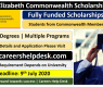 Queen Elizabeth Commonwealth Scholarships 2021-Fully Funded