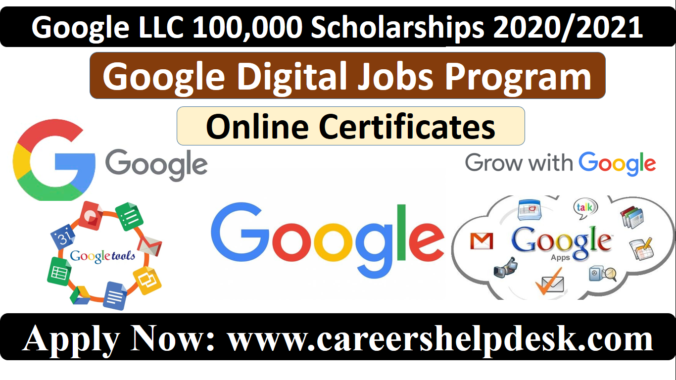 Google LLC Scholarships