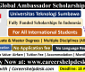 UTS Global Ambassador Scholarships 2021 in Indonesia (Fully Funded)
