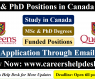 MSc & PhD Positions at Queen`s University, Canada | Study in Canada