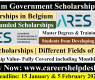 Belgium Government Scholarships 2021 (Fully Funded)