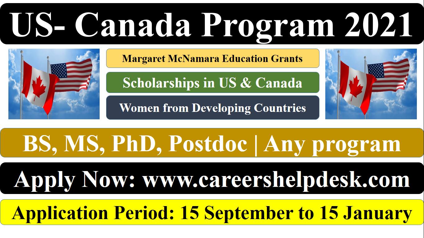 US- canada Program 2021