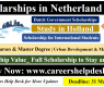 Dutch Government Scholarship 2021 in Netherlands (Full Scholarship)