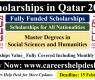 Scholarships in Qatar 2021 For International Students (Fully Funded)