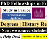 IEG PhD Fellowships in France For International Students
