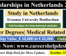 Scholarship in Netherlands for International Students 2021 | Erasmus University