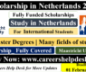 High Potential Holland Scholarship in Netherlands at Maastricht University (Fully Funded)